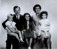 fire drept i trafikkulykke 1983