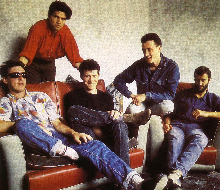 Lloyd Cole And The Commotions Mainstream