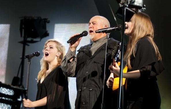 Peter Gabriel Ane Brun Tour