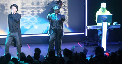 Utrolig Pet Shop Boys - en norsk biografi DZ-18